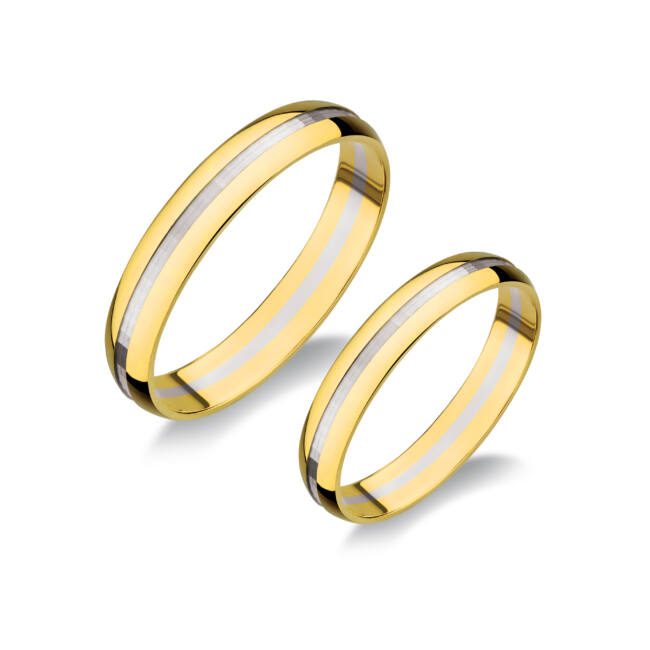 Arany karikagyűrű - 203/1