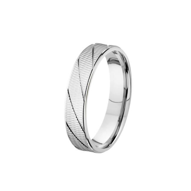 Ezüst karikagyűrű - EC 17