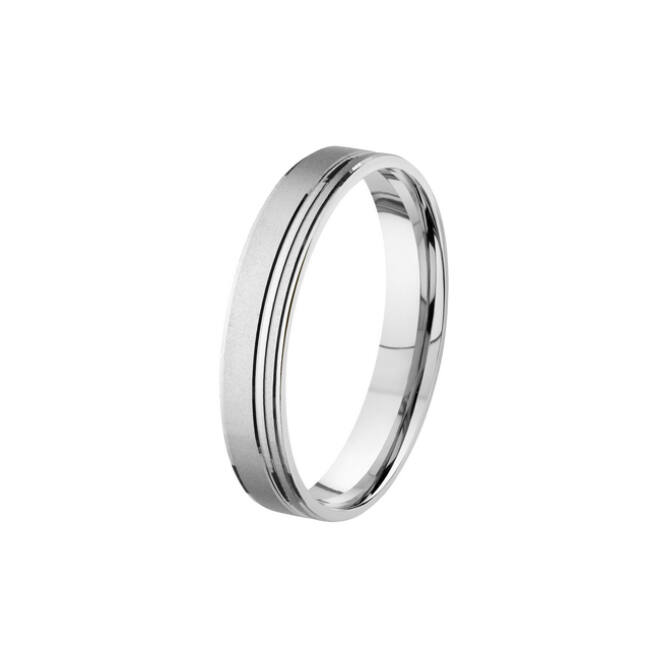 Ezüst karikagyűrű - EC 18