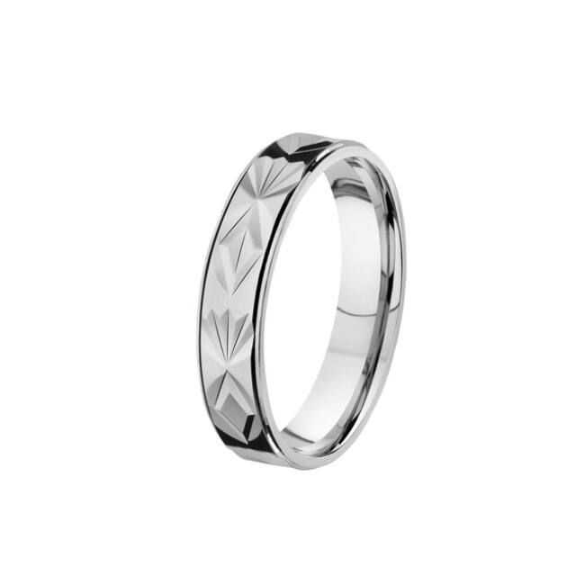 Ezüst karikagyűrű - EC 19