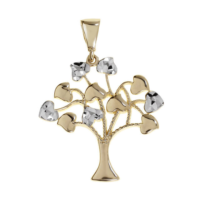 Arany életfa medál